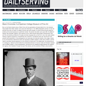 Review: Daily Serving | Black Chronicles II at Spelman College Museum of Fine Art