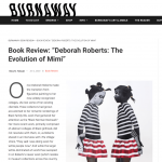"Book Review: ""Deborah Roberts: The Evolution of Mimi"""